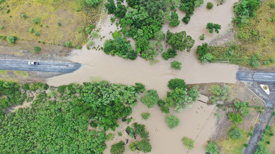 UT cadereyta inundacion